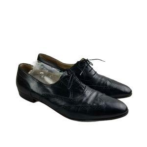 Salvatore Ferragamo Oxford Brogue Shoes